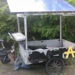 PAUW: Opwekking electriciteit d.m.v. zonnepanelen.